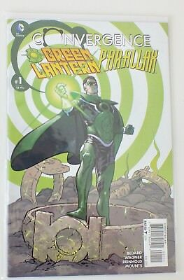Convergence - Green Lantern - # 1 - Bagged & Boarded - DC  - 2015 - NM - (601)