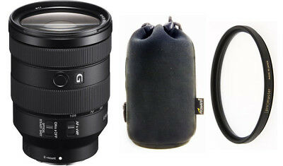 BRAND NEW Sony FE 24-105mm f/4 G OSS Lens SEL24105G with Filter and Pouch