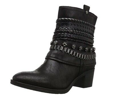 Women's Carlos Santana Ankle Boots - Cole - Black - New in Box!!