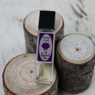 Spiritual Sky Perfume Oil 8.5ml -SANDALWOOD FAST and FREE Delivery AU wide