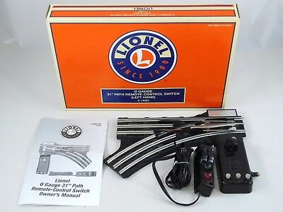 Left Hand O Scale Switch NOS Lionel 6-23010 Remote O31 Switch