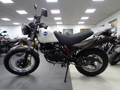 Hyosung Rt125  Trail Bike    Delivery Arranged     P/x Welcome