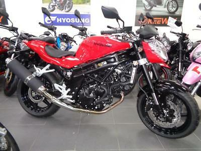 Hyosung Gt650   Delivery Arranged     P/x Welcome    01257 230300