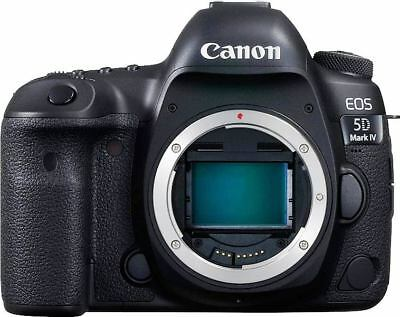 Canon EOS 5D Mark IV Full Frame Digital SLR Camera Body Only, USA Model