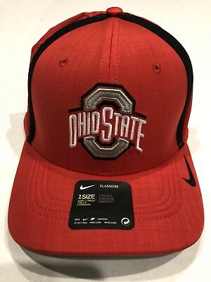 THE Ohio State Buckeyes Nike Dri Fit Hat Retails For $32 Aerobill Beat Ttun