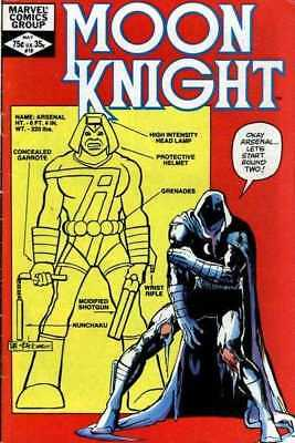Moon Knight #19 (1980) Vg Marvel