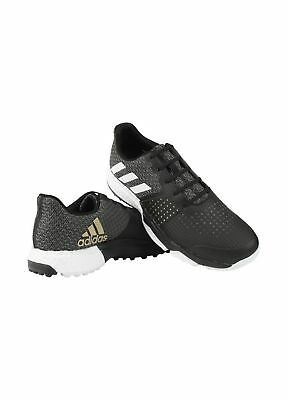 sports shoes 18a31 d074f Adidas adiPower Sport Boost 3 Waterproof Golf Shoes Black White 9.5