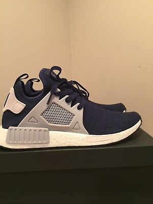 ADIDAS NMD XR1 JD SPORTS EXCLUSIVE NAVY BLUE Size 10