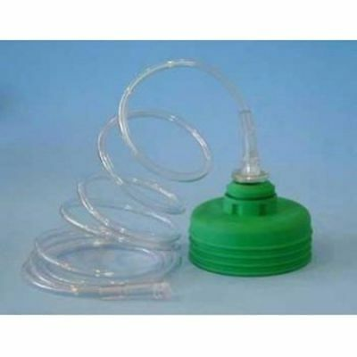 Aspirator/Resuscitator Oxygen Adapter with Tubing Pet Small Animal Size Large
