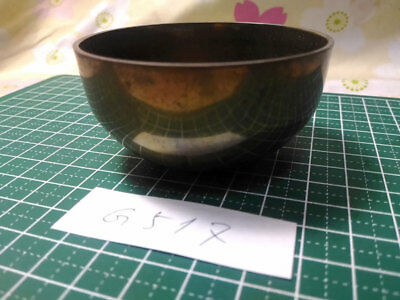"2.717"" Japanese Vintage Buddhist Bell Gong Rin G517 Standard Sound"