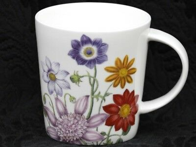 STECHCOL GRACIE MULTICOLOR DAISIES Bone China V Shape Mug