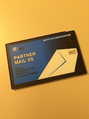 AT&T (Lucent) Partner Mail VS 20 Mailbox Expansion Card Comcode 847180783