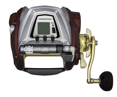 Daiwa Seaborg 1200MJ Megatwin Electric Fishing Reel BRAND NEW At Compleat Angler