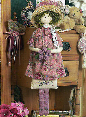 Crafts - Doll - Sewing - Benita's Butterfly - Pattern 0038