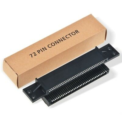 72 Pin Connector Adapter Parts for Nintendo NES Game Cartridge Slot