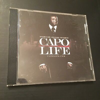 DJ Whoo Kid Jim Jones Capo Life NYC Harlem Dipset Mixtape MIX CD