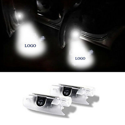 2 Car Door Courtesy LED Projector Ghost Shadow Light for LEXUS Welcome Lights