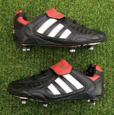 outlet store 7b1af c013f 1996 Adidas Predator Touch Sg Uk 6 Us 6.5 Eu 39 - Rare Football Boots