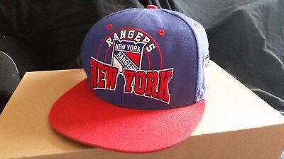 Authentic 47 (FortySeven) New York Rangers NHL Snapback