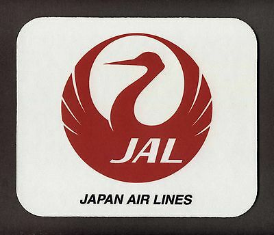 JAPAN AIR LINES - JAL  Mouse Pad  *SHIPS FREE