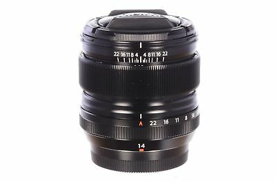 Fuji 14mm f2.8 XF R lens, MINT! 6 month guarantee.