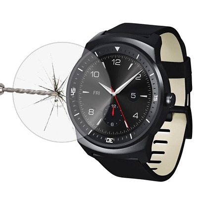 Premium 0.2 mm Tempered Glass Film Screen Protector for LG G Watch R / Urbane