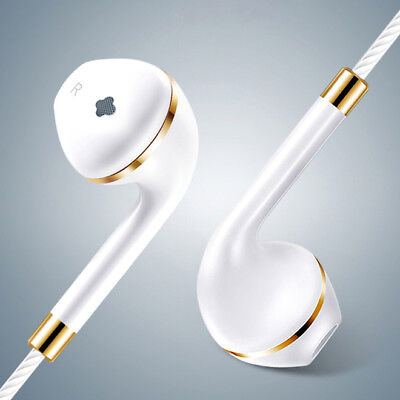 3.5mm With Mic Super Bass Music In-ear Stereo Headphone Headset Earphone Earbuds