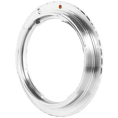 Adapter Ring For Pentax PK Lens to Canon EOS EF 70D 600D 700D 1200D Camera DC129