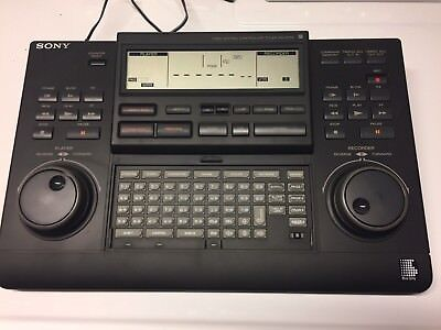 Sony RM-E700 Video Editor Controller Titler Hi8 8mm Video8