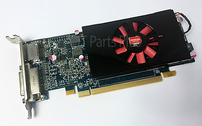 Dell KFWWP AMD Radeon HD7570 1GB GDDR5 PCIe x16 DVI DisplayPort Video Card