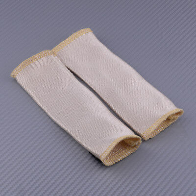 Glass Fiber TIG Finger Welding Gloves Heat Shield Cover Guard Protection