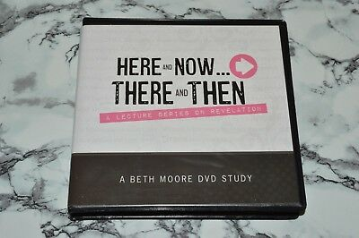 Here And Now - There And Then - Revelation Bible Study - Beth Moore (11-DVD Set)