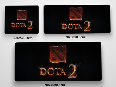 dota 2 Anime Game Mouse custom made Profession PC Large Mats MP007
