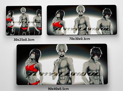 Tokyo Ghoul Anime Game Mouse custom made Profession PC Large Mats MP009