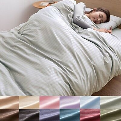 Niceday futon cover 3piece set Semi-double for bed 13colors hotel type JAPAN F/S