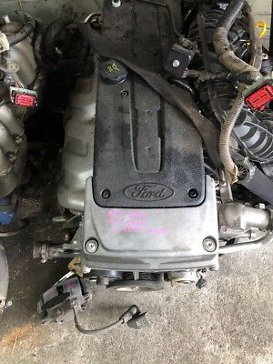 Ford Falcon Fg Xr6 G6 G6E 4.0 L Engine With Low - 128063 Klms