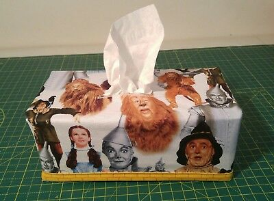 The Wizard of Oz Tissue Box Cover (rectangle) Handmade