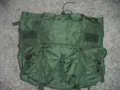 Authentic ALICE Large Nylon Combat Field Pack LC-1 Rucksack in OD No Frame/Strap