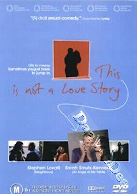 This Is Not a Love Story NEW PAL Arthouse DVD Lovatt