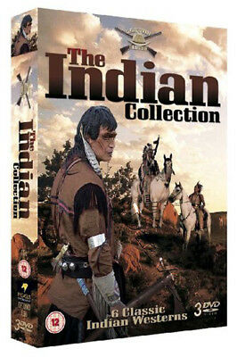 The Indian Collection NEW PAL 3-DVD Set S. Whitman