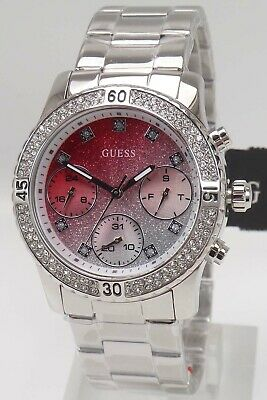 45c1c8c79815 Guess Watch Ladies Watch Multi Function W0774L7 Brand Watch Wristwatch New