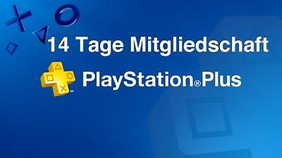 2 Wochen PlayStation Plus | 14 Tage | PS3 | PS4 | PS Vita | --KEIN CODE--