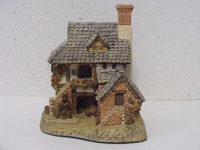 David Winter 1985 Coopers Cottage village house figurine no box or coa ~B