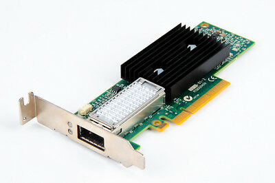 Mellanox ConnectX-3 Single Port 40 Gbit/s QSFP+ InfiniBand CX353A low profile