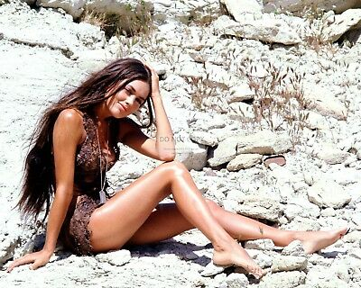"""Linda Harrison In """"planet Of The Apes"""" - 8X10 Publicity Photo (Aa-515)"""