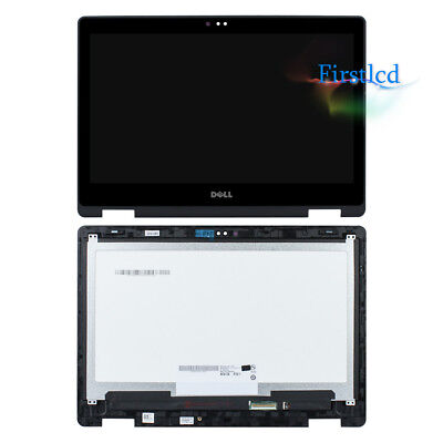 "13.3"" FHD Dell Inspiron DP/N: 9WYNR 09WYNR Touch LCD LED Screen Assembly Bezel"