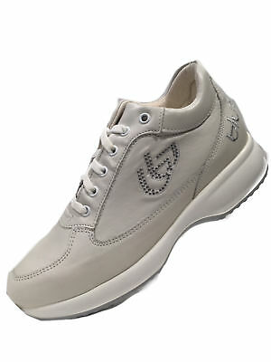 Blu Byblos 672006 Sneakers Scarpe Interactive Donna Bianco -Unico 35- Outlet 3b00aa14e55