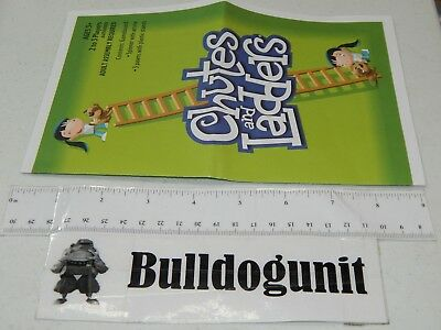 2014 Elefun Friends Chutes And Ladders Replacement Game Board Only