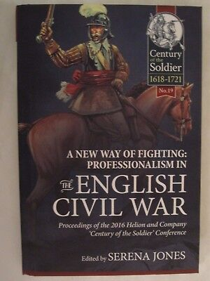 Professionalism in the English Civil War - A New Way of Fighting