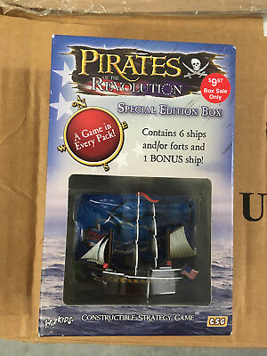 Wizkids Pirates Special Edition Box
